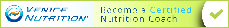 Become a Certified Venice Nutrition Coach